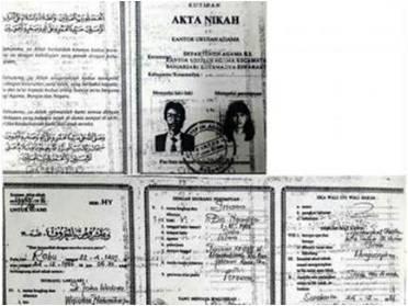 Tepis Fitnah Buku Nikah Jokowi Disebar