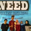 - English Debating Society Universitas Kuningan (EDS UNIKU) sukses menggondol 2 trophy dalam ajang National English Education Debate (NEED) 2017 .