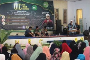 Tabligh Akbar Uniku Islamic Competition 2017.