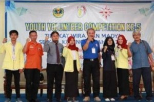 Youth Volunteer Competition Uniku.