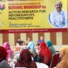National Workshop on Action Research For Indonesian EFL Practitioners