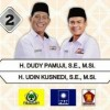 Paslon no 2, Dudy-Udin