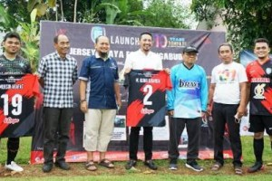 BRaya Al-Ikhlash Launching Jersey Away