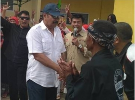 Aang Hamid Suganda Optimis AR Menang Pilbup