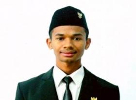Lomba Opini 2018, Ammar Raih Juara II