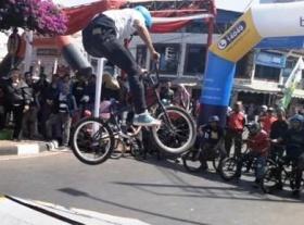 BMX Competition TDL ke-5  Picu Adrenalin