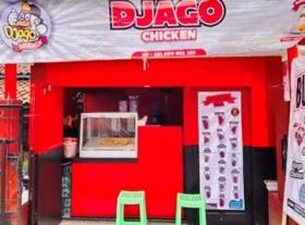Promo Jumat Berkah Djago Chicken dan Lamda Ice