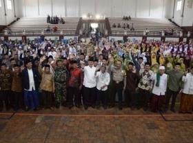 Wagub Jabar Buka Festival Sholawat Nusantara
