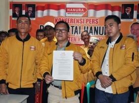 Ketua DPC Hanura Kuningan Dilengserkan