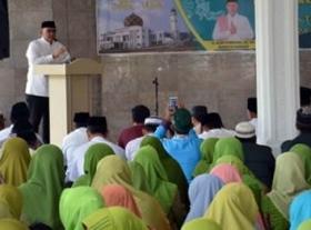 Peringatan Maulid Nabi di Pendopo 'Khidmat'