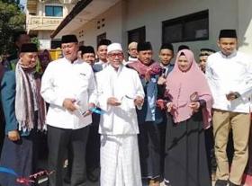 RKB Ponpes Al-Mutawally Diresmikan