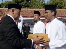 285 warga Binaan Terima Remisi, 5 orang Bebas
