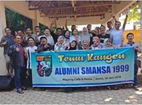 Temu Kangen Alumni SMANSA'99 Semarak