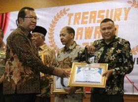 Kuningan Raih Treasury Award