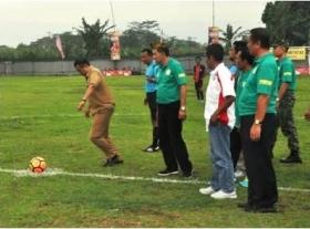 32 Tim Ramaikan Turnamen Sepakbola Gemilang Raya